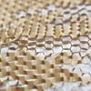 Brown on White - Biodegradable GreenWrap - Permanent Dispenser Refills