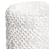 """White on White - Biodegradable GreenWrap - 14"""" x 750' (Out of Stock - Ships 4/22)"""