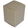 "4 x 4 x 6"" - 100% Recycled Tuck Boxes - Case of 250"