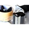 """2"""" Carton Sealing Tape Handheld Dispenser Close Up"""