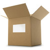 """8.5"""" x 5.5"""" - Zero Waste White Shipping Label"""