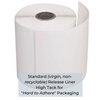 "Standard Liner, High Tack, Direct Thermal Label - 4"" x 6"" - REGULAR (250 Labels) - Single Roll"