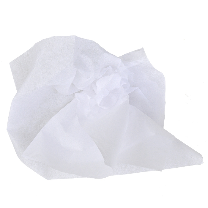 "100% Recycled White Tissue Paper - 20 x 30"" - 960 sheets"