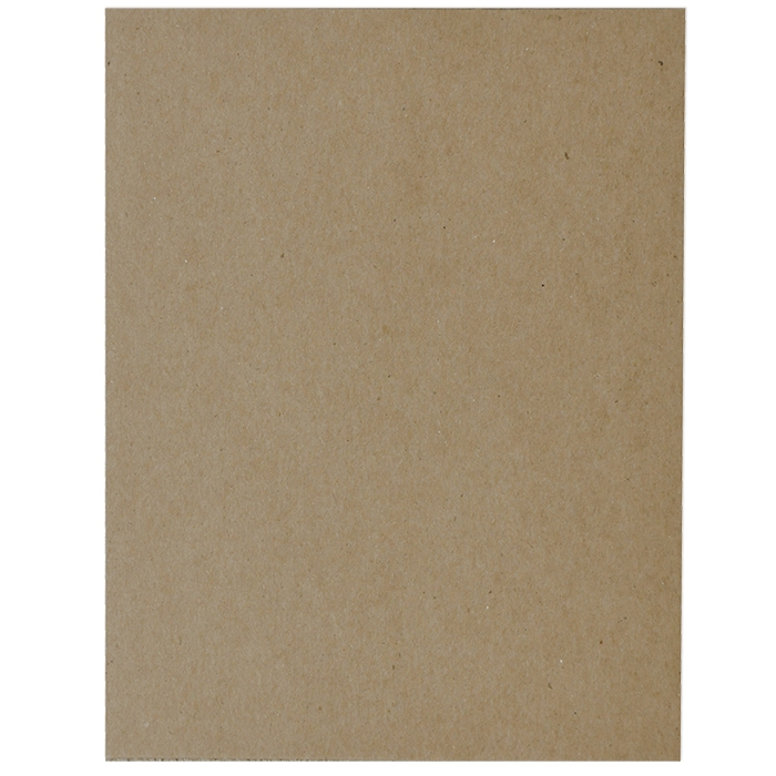 "5"" x 7"" - Recycled Chipboard Pads - Case of 250"