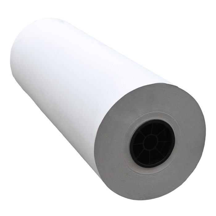 """100% Recycled Newsprint Paper Roll - 24"""" x 1700'"""
