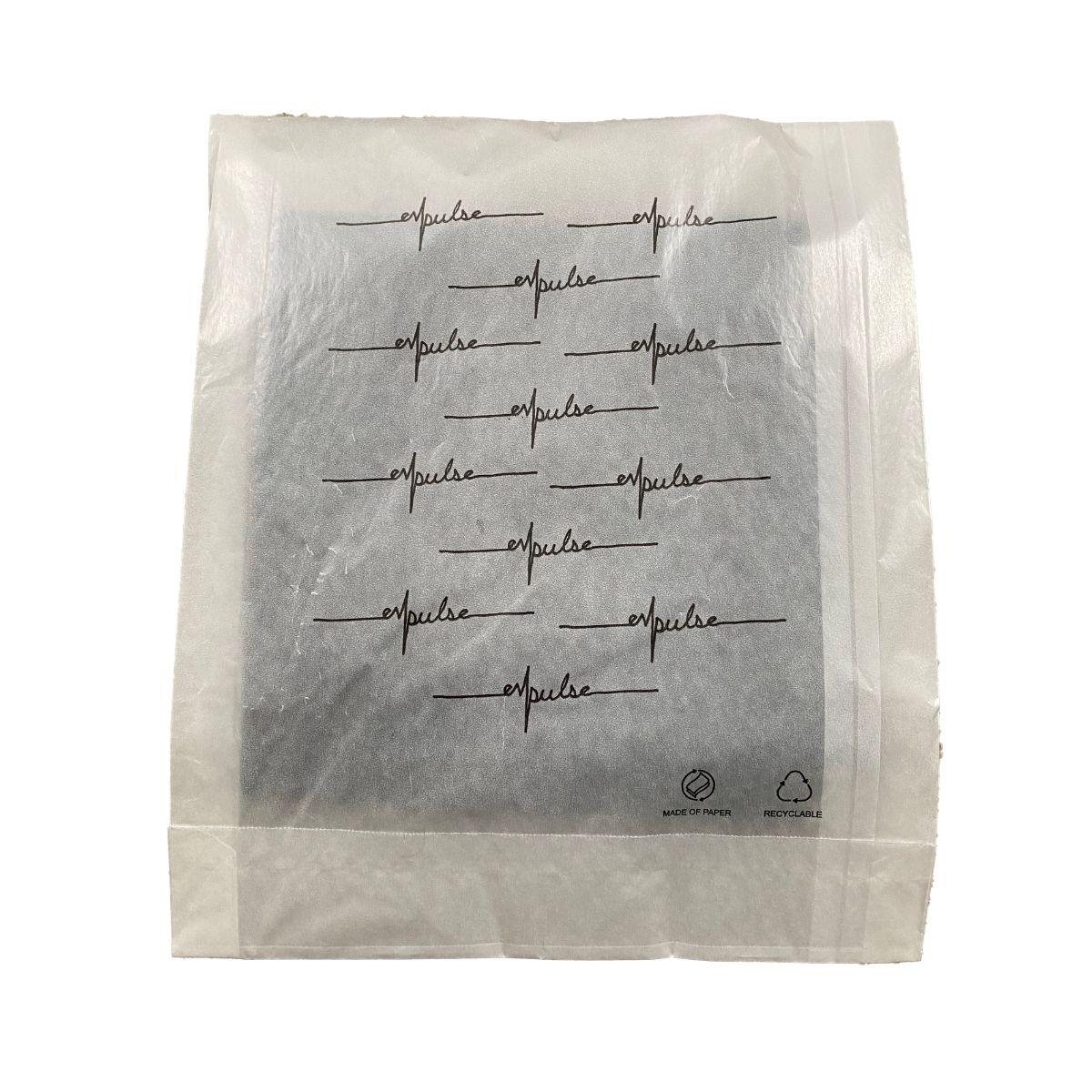 Custom Printed Glassine Bags Wholesale
