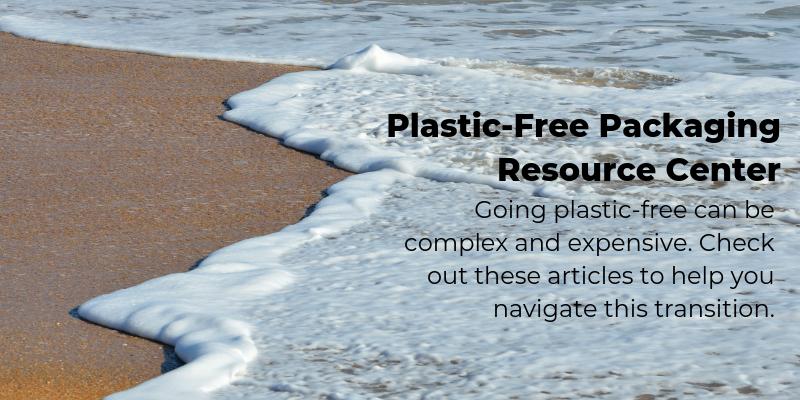 Plastic Free Packaging Marine Plastic