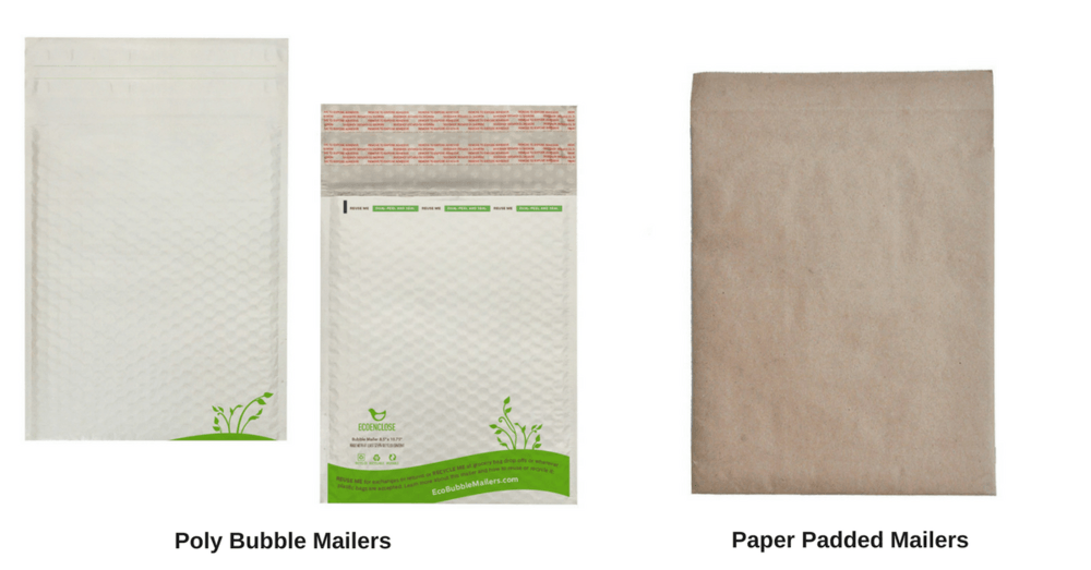 Bubble Mailers Vs Padded Mailers What S The Smarter Packaging Choice Ecoenclose
