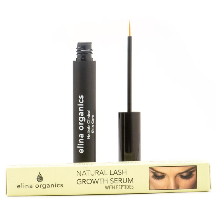 Natural Lash Growth Serum with Peptides
