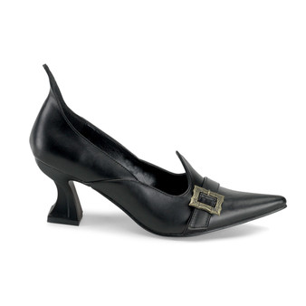 """**2 1/2"""" Heel, Witch Pump, Witch Costume"""