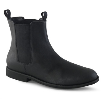 "**1"" Men's Pull-on Chelsea Ankle Boot"