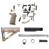 Magpul MOE Lower Build Kit For AR-15 (FDE)