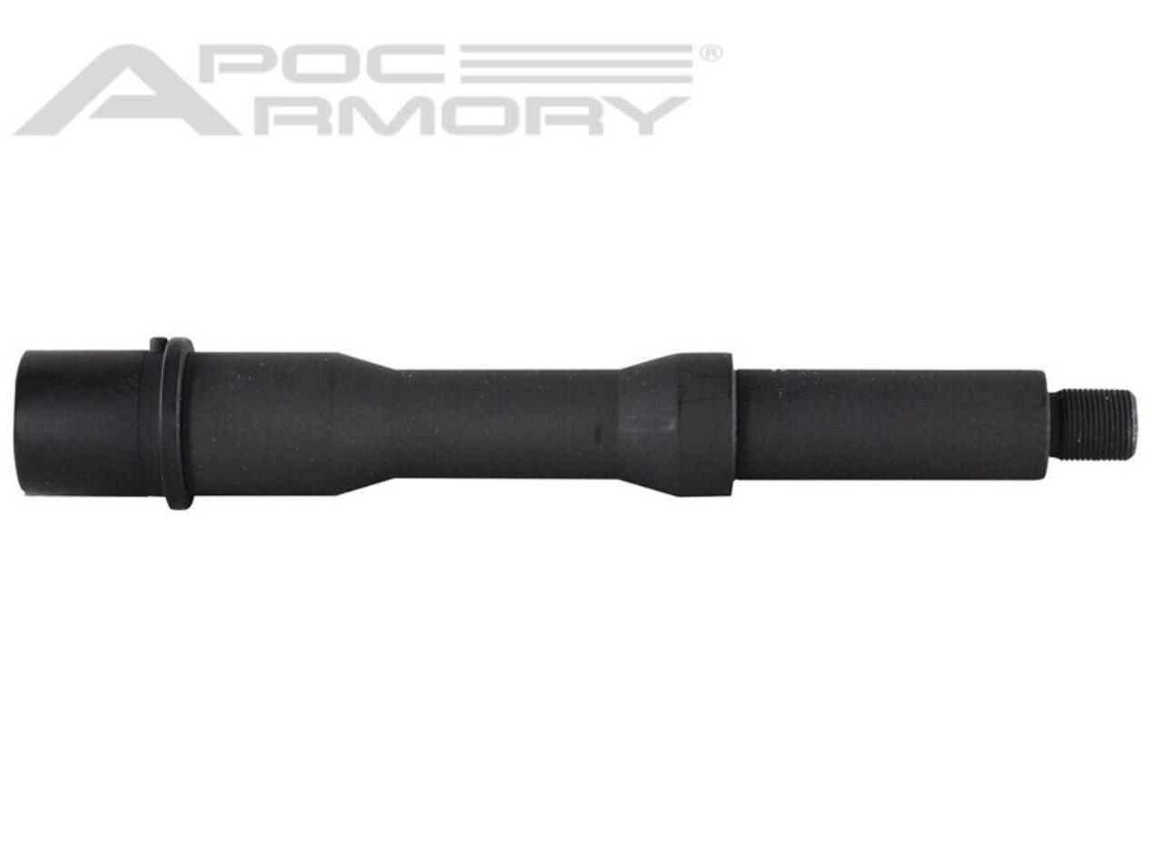 "7.5"" 5.56 NATO Melonite 1:7 Pistol Length Barrel"