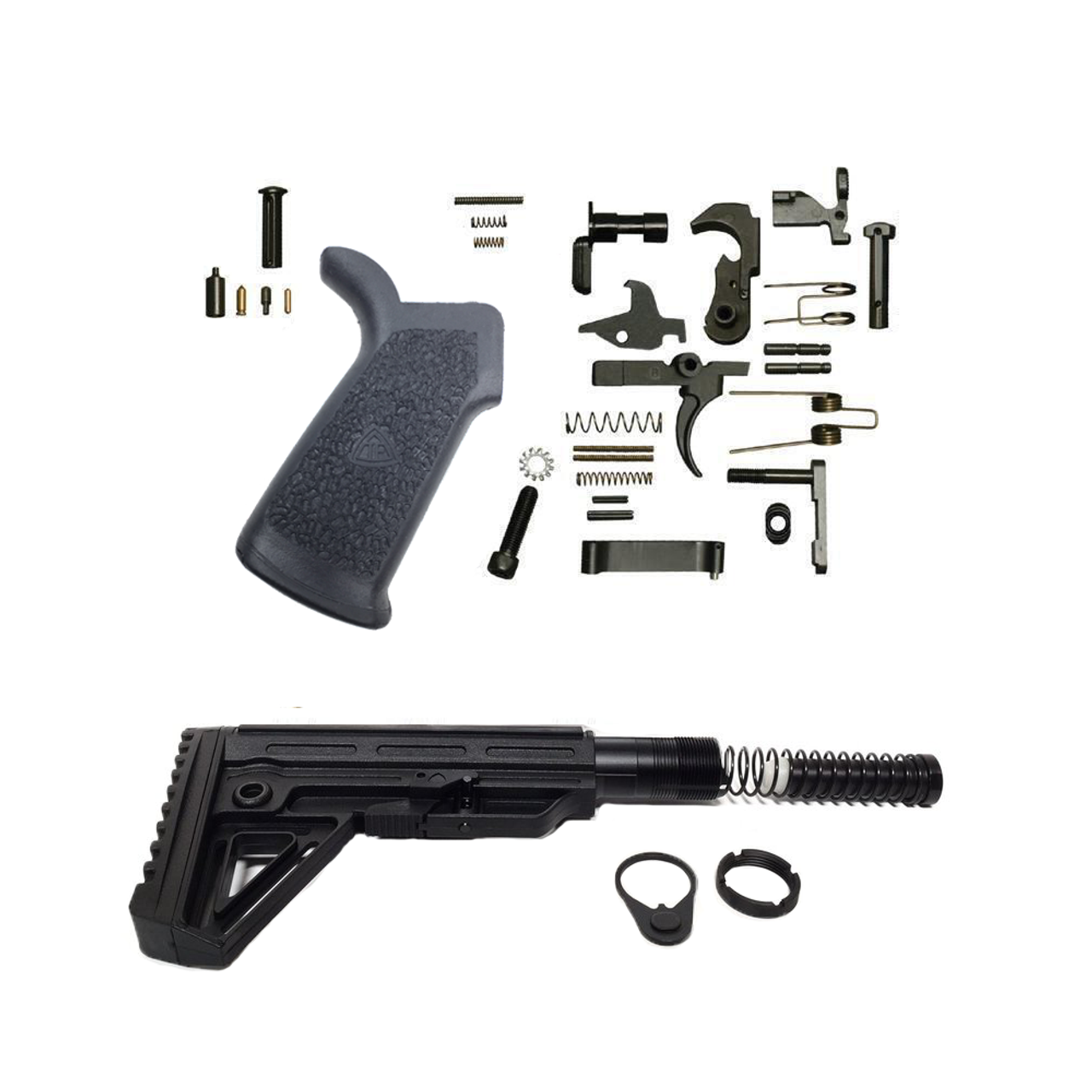 Alpha Lower Build Kit