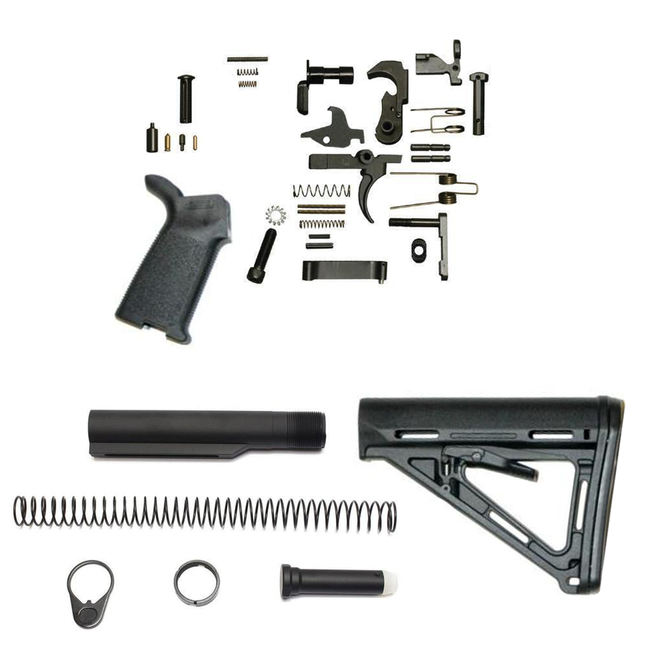 Magpul MOE Lower Build Kit