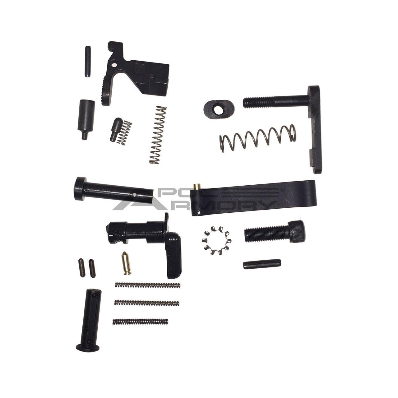 Lower Parts Kit minus Fire Control Group & Grip