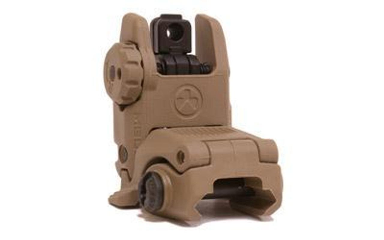 MBUS REAR BACK UP SIGHT Gen 2 (FDE)