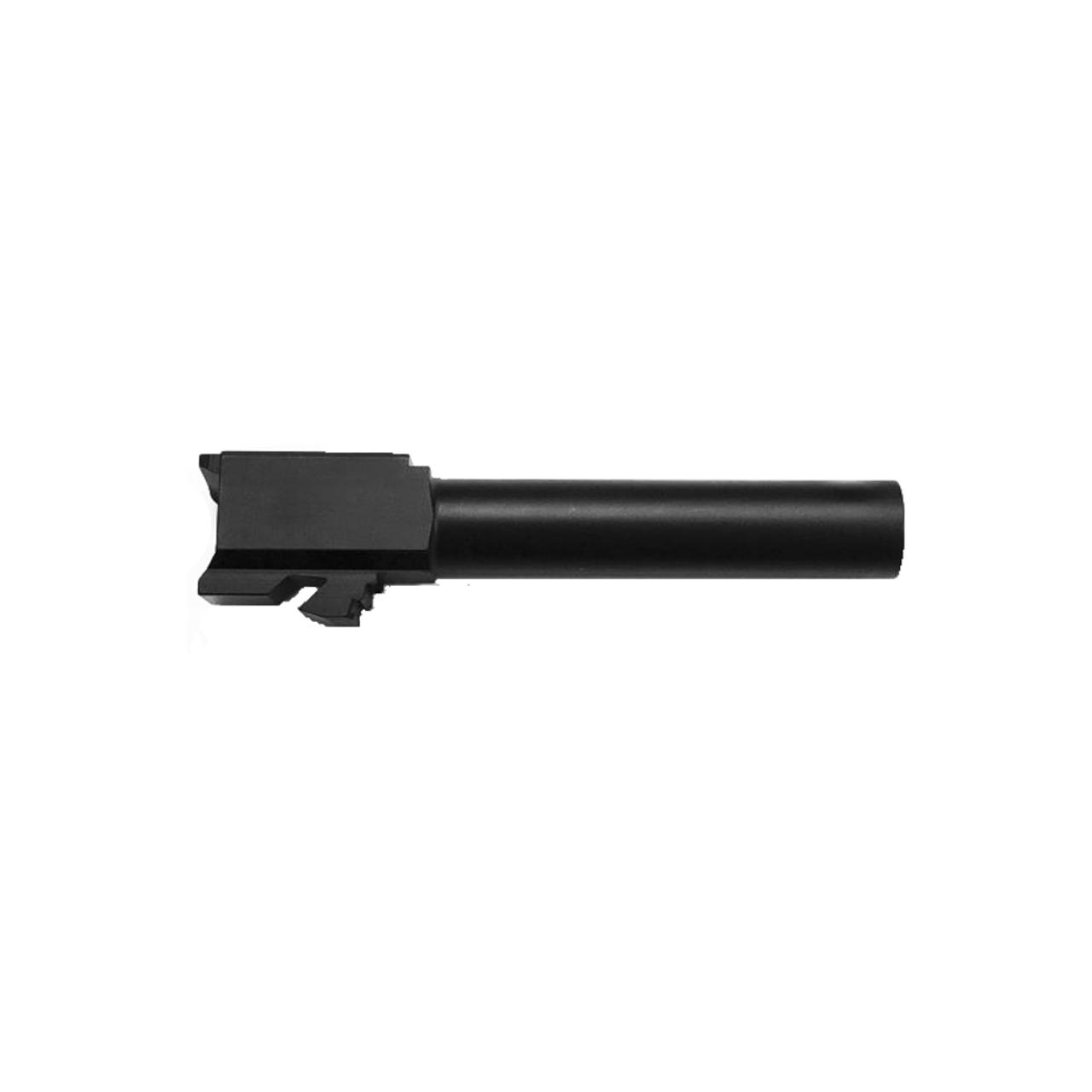 Black Nitride Drop In Glock 19 Barrel