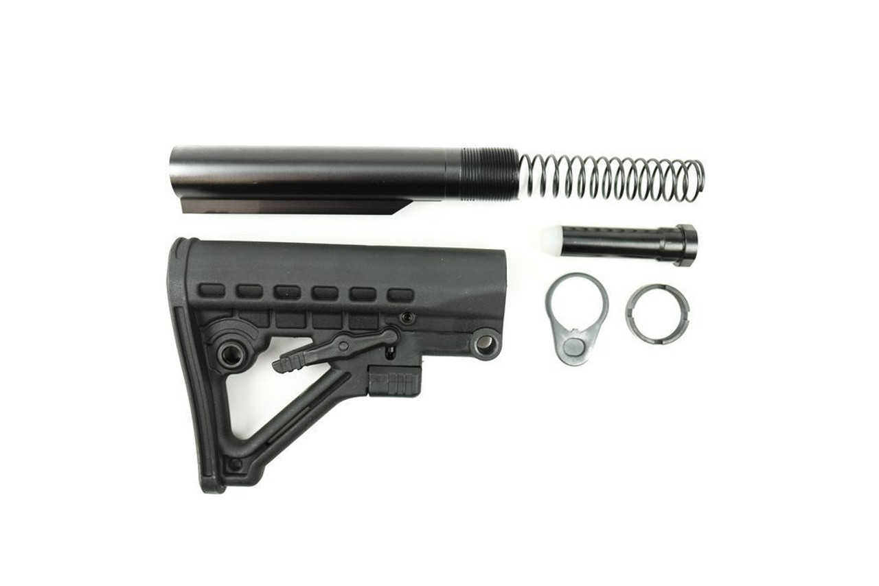 Omega Mil Spec Stock & Buffer Kit