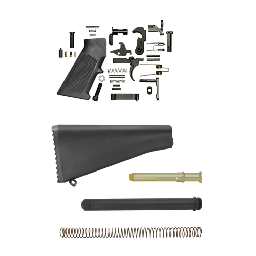 A2 Lower Build Kit For AR 15