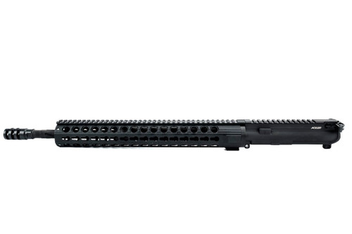 "Black Knight 18"" Complete Upper Spiral Fluted .223 WYLDE"