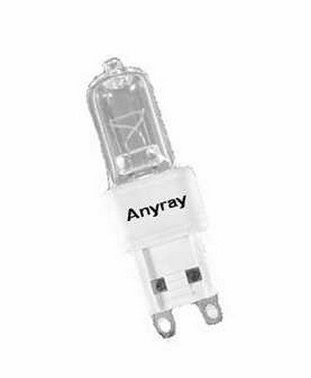 3-Bulbs HR16 120V 25W E27//E26 MR-16 25 Watt JDR C Halogen Bulb Lamp HR 16 with Lens Anyray A1875Y 25 Watts