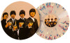 The Beatles In Italy Numbered Limited Edition Import LP (Colored Vinyl)