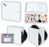 """Beck The Information Numbered Limited Edition 180g 4LP & 10"""" Vinyl Box Set"""