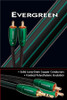 AudioQuest Evergreen 1.5M Pair RCA Interconnect Cable