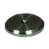 Clearaudio Stainless Steel Spike Plate (1 Each)
