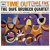 The Dave Brubeck Quartet Time Out Hybrid Stereo Import SACD