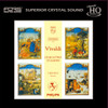Vivaldi The Four Seasons Numbered Limited Edition Japanese Import UHQCD