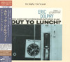 Eric Dolphy Out To Lunch Single-Layer Stereo Japanese Import SHM-SACD