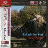 Sally Night Ballads For You Single-Layer Stereo Japanese Import SACD