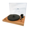 Certified Pre-Owned Pro-Ject 2Xperience Turntable (High Gloss Olive Wood Finish)