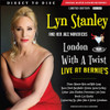Lyn Stanley London With A Twist - Live At Bernie's Numbered Limited 180g D2D 45rpm 2LP (Autographed) (Ferrari Red Vinyl)