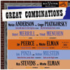 The Great Combinations 180g Import LP