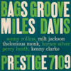 Miles Davis Bags Groove Numbered Limited Edition 200g LP (Mono)