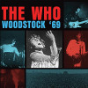 The Who Woodstock '69 Hand-Numbered Limited Edition 180g Import 2LP (Red & Blue Vinyl)