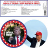 Donald Trump Keep America Great! LP (Picture Disc)