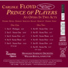 Carlisle Floyd Prince of Players: An Opera in Two Acts 2HDCD
