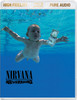 Nirvana Nevermind Blu-Ray Pure Audio Disc