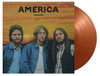 America Homecoming Numbered Limited Edition 180g Import LP (Flaming Gold Vinyl)