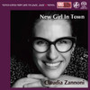 Claudia Zannoni New Girl In Town Single-Layer Stereo Japanese Import SACD