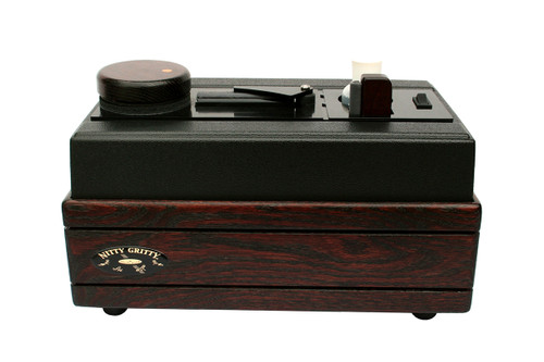 Nitty Gritty Record Master 2 Record Cleaner (Dark Cherry)