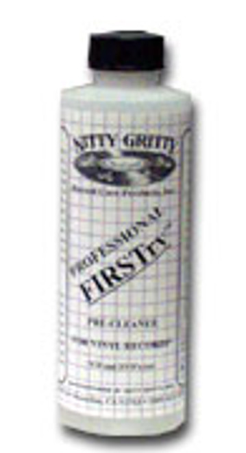 Nitty Gritty First rv Vinyl Pre-Cleaner Record Cleaning Fluid (6 Ounces)