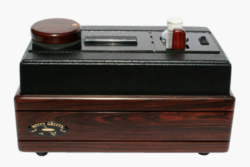 Nitty Gritty Model 2.0 Record Cleaner (Dark Cherry)