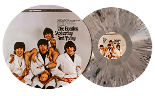 The Beatles Yesterday and Today Numbered Limited Edition Import LP (Colored Vinyl)