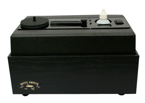 Nitty Gritty Model 1.5 Record Cleaner (Black)