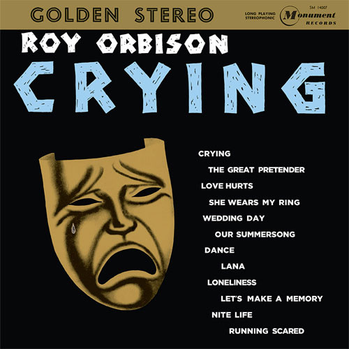 Roy Orbison Crying 200g 45rpm 2LP